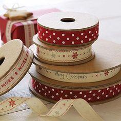 Ribbons ribbons ribbons!