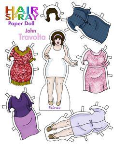 Edna Turnblatt Paper Doll by ~Cor104 on deviantART