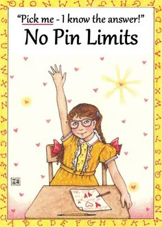 That's my motto: No Pin Limits!