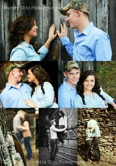 Ilove this. someone needs to take me and jeffreys pic like this country couple photos by Country Chic Photography