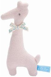Le Giraffe Hand-Knit Toy