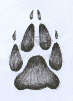 I have Meekos paw but I wish I had Kitty's and I would SO tat them on me somewhere!