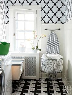 380 Best Lovely Laundry Rooms Images In 2019 Doing Laundry