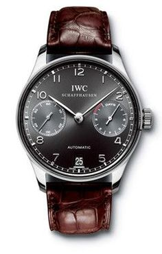 IWC Portuguese Automatic Gold Medallion, Iwc, Oclock, Carat Gold, Portuguese, Omega Watch, Chronograph, White Gold, Jewels