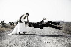 Fotoğrafcılık gelin ve aşık damat
