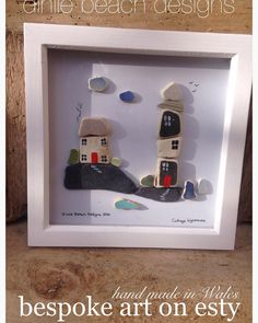 Inspiration taken from penmon lighthouse & cottage by puffin island#welsh #sculpture #art #bespoke #cottage #lighthouse #abersoch#anglesey #estyshop