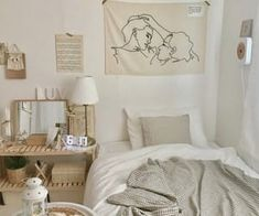 soft coffee aesthetic bedroom minimalistic home interior korean apartment kawaii., soft coffee aesthetic bedroom minimalistic home interior korean apartment kawaii. Dream Rooms, Dream Bedroom, Home Bedroom, Bedroom Decor, Bedroom Mirrors, Bedroom Inspo, Wall Decor, Study Room Decor, Bedding Decor