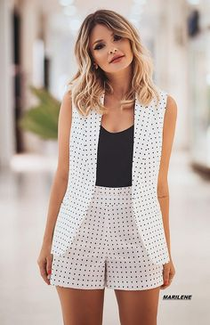 Cute Dresses, Tops, Shoes, Jewelry & Clothing for Women Classy Outfits, Chic Outfits, Trendy Outfits, Summer Outfits, Mode Outfits, Short Outfits, Casual Chic, Casual Wear, Mode Kimono