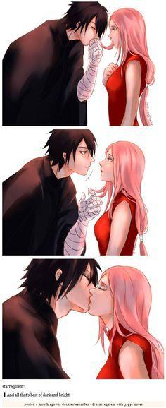 <3 Sasuke & Sakura