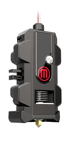 The modular, swappable Smart Extruder minimizes downtime and allows quick adaptation to future innovations in printing. Get it at MakerBot. Desktop 3d Printer, 3d Printer Kit, 3d Printer Supplies, Laser Printer, 3d Printing News, 3d Printing Industry, Trademark Application, Consumer Electronics, Industrial