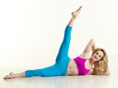 The Ultimate Calorie-Torching Pilates Routine