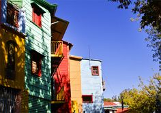 Buenos Aires - La Boca Neighborhood. jessica burkart, photography, design, music - j-delight