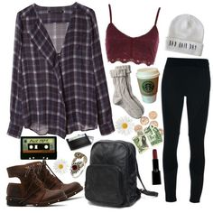 A fashion look from September 2013 featuring navy blouse bralet crop top and legging pants. Browse and shop related looks. Lazy Fall Outfits, Cute College Outfits, Cute Comfy Outfits, Fall Winter Outfits, Pretty Outfits, Cool Outfits, Summer Outfits, Casual Outfits, Fashion Outfits