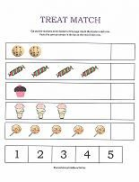 Fun counting worksheets for preschoolers!