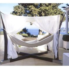 $ 12,000 for a hammock?! I don't know, this one might be worth it! <3