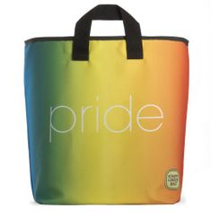 Rainbow Pride Grocery Bag