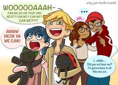 The Amusement Park (Hilarious Miraculous Ladybug Comic Dub) Mlb, Miraculous Ladybug Fan Art, Marinette And Adrien, Miraclous Ladybug, Bugaboo, Cartoon Shows, Kids Shows, Comic Strips, Catio