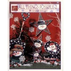 Leisure Arts - All Things Possible 2, $4.00 (http://www.leisurearts.com/products/all-things-possible-2.html)
