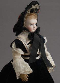 1877 best Huret and Rohmer type dolls images on Pinterest | French fashion, Fashion dolls and ...