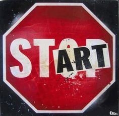 stop+art