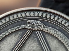 Coin-Arcana Silver Finish Coin
