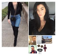 """""""🤘🏼Olivia 🤘🏼-Welcome To Orlando"""" by banks-on-it ❤ liked on Polyvore featuring Chantecler, Boohoo and Jessica Carlyle"""