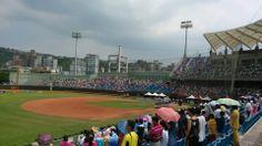 臺北市立天母棒球場 Taipei Tianmu Baseball Stadium