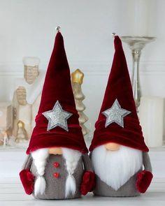 Image may contain: shoes Christmas Makes, Christmas Gnome, Christmas Mood, Christmas Projects, Christmas Ornaments, Homemade Christmas Gifts, Xmas Decorations, Holiday Crafts, Diy Crafts