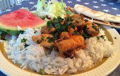 Butter chicken Butter Chicken, Mat, Grains, Rice, Food, Meals, Yemek, Laughter, Jim Rice