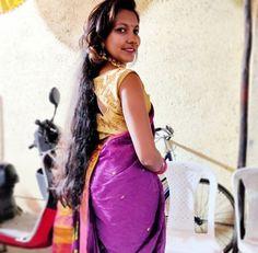 Kashta Saree, Sari, Marathi Saree, Nauvari Saree, Pride, Women, Beauty, Fashion, Saree