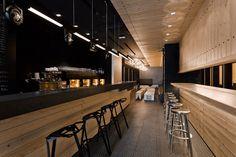 Un bar à vin très design à Budapest