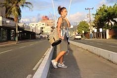A Apoena é uma marcaslow fashion de bolsas artesanais quefoi buscar na cultura indígenae na folha do butiáa inspiração e matéria-prima para seus produtos. A marca nasceu há1 ano pelas mãos da designer de moda Maiara Andressa Bonfanti e Neiva Terezinha Bonfanti Rosa – naturais do município de Giruá, RS – com o intuito de …