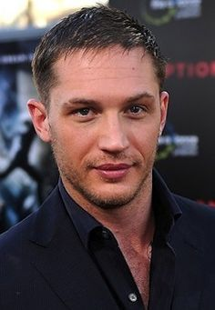 Tom Hardy, Bane in Batman TDKR. Wow... who would ever put a mask over a face like that?