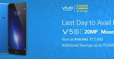 New Vivo V5s Energetic Blue Perfect Selfie - Last Day to Avail Exciting Offers  New Vivo V5s Energetic Blue Perfect Selfie Last Day to Avail Exciting Offers  Dear Friends  CheckoutNew Vivo V5s Energetic Blue Perfect Selfie Last Day to Avail Exciting Offers athttp://fkrt.it/RLFYb!NNNN   Earlier I have posted related articles about New Vivo V5s Energetic Blue Perfect Selfie which I have mentioned below-  New Vivo V5s Energetic Blue Perfect Selfie - 64 GB ROM4 GB RAM - Limited Time Offer…