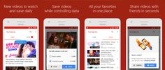 Beta Version of YouTube Go Launches on Android in India