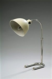 lampe de bureau rondella by christian dell