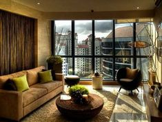 33 Modern Interior Decorating Ideas Featuring Stylish Brown Colors