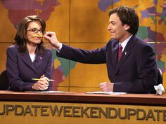Funny People, Good People, Funny Things, Funny Stuff, Snl Weekend Update, Jonathan Bennett, Comedy Skits, Tina Fey, Entertainment Weekly