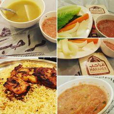 The best mandi in town Maraheb The Yemeni Cuisine  #maraheb #theshazworld #uaefoodie #uaefoodblogger #dubaifoodblogger #dubaifoodie #dubaifood #yemenicuisine #madhbi #beefliver #zomatouae #zomato #foodblogging #foodreview #UAE  #inuae  #dubaifoodbloggers  #uaefoodbloggers #dubaipage #dubai