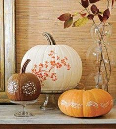 Beautiful Fall Centerpiece