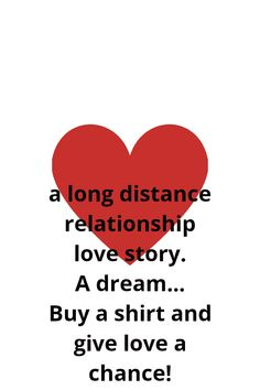 You gain a beautiful shirt... They get a chance. Click to read their story. Without your help the ocean will continue to hold this couple apart, at a time where they need each other the most. Please, give love a chance. Buy a shirt, and share this campaign with your friends. With your help, love truly can conquer all. #longdistancerelationships #LDR #relationship #giftideas #Love #support