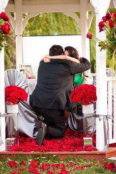 Real proposal Sedona by The Heart Bandits