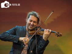 David Garrett in Schwendi - Germany