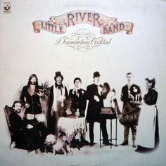 Little River Band – Diamantina Cocktail Harvest Records US 1977 Vinyl Record, LP Album Media: NM Sleeve: VG+, slight ring wear Rock Album Covers, Music Album Covers, Music Albums, Little River Band, Used Vinyl Records, Mundo Musical, Classic Rock And Roll, Old School Music, Rock And Roll Bands