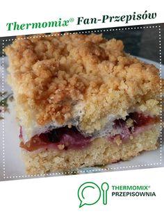CIASTO KRUCHE BŁYSKAWICZNE /SZARLOTKA jest to przepis stworzony przez użytkownika Kasiula3. Ten przepis na Thermomix<sup>®</sup> znajdziesz w kategorii Słodkie wypieki na www.przepisownia.pl, społeczności Thermomix<sup>®</sup>. Krispie Treats, Rice Krispies, Food And Drink, Cooking Recipes, Cakes, Cake Makers, Chef Recipes, Kuchen, Cake