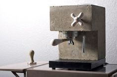 Anza Coffee Machine