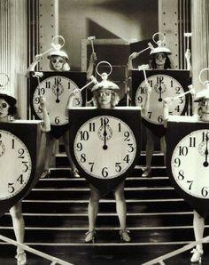 Busby Berkley Girls | Around the clock , 1930