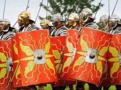 de Romeinse limes - canonliedje