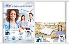 Projeto de criação de anúncio em revistas segmentadas.