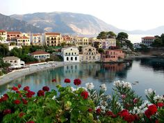 Assos, Kefalonia, Greece